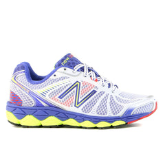New Balance  880v3 Running Shoe  - White/Blue/Light Green - Womens