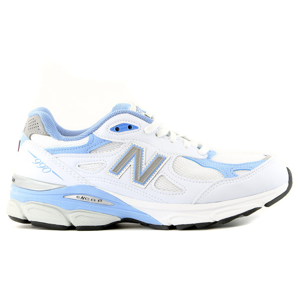 New Balance 990v3 Women's running shoe - Black/White - Womens