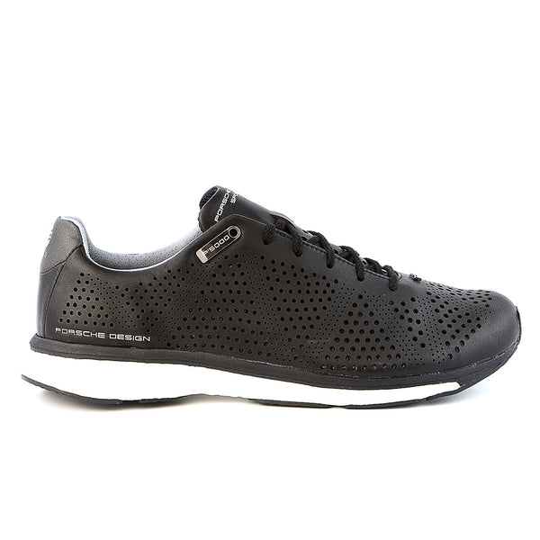 Porsche Design W Endurance Boost Sneaker Shoes - Black/Black/Light Grey - Womens