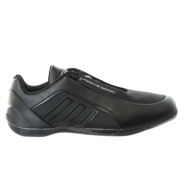 Porsche Design M Athletic Mesh II Fashion Sneaker Driving Shoe - Black - Mens