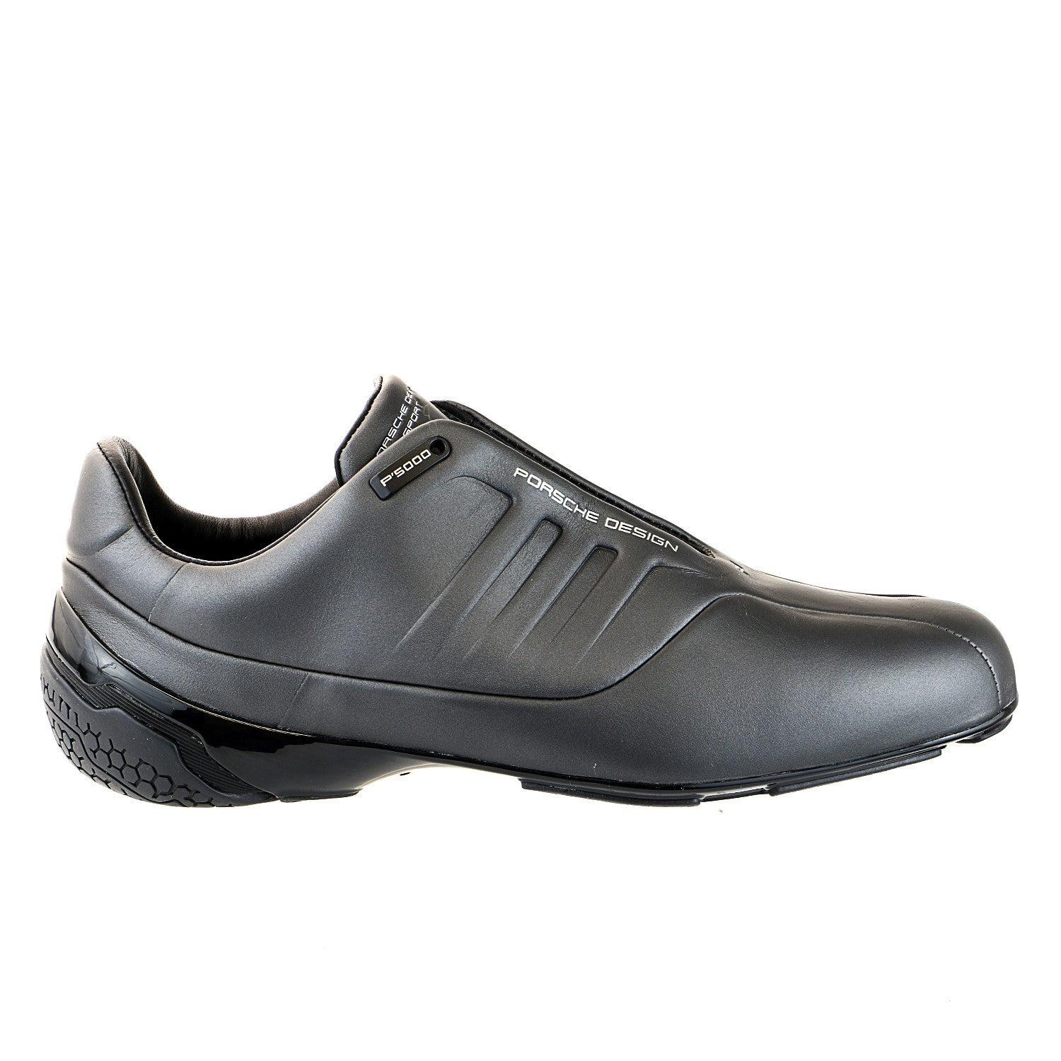 timeless design f3f6e 1e59b Porsche Design M ELS Formotion Fashion Sneaker Driving Shoe - Black - Mens