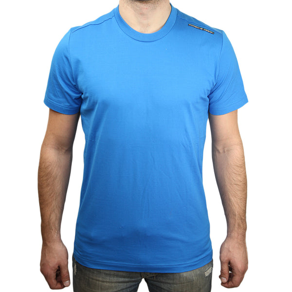 Adidas Porsche Design M Core Tee T-Shirt - Pride Blue - Mens