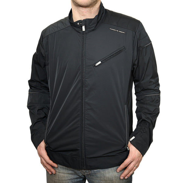 Adidas Porsche Design Racing Jacket - Black - Mens