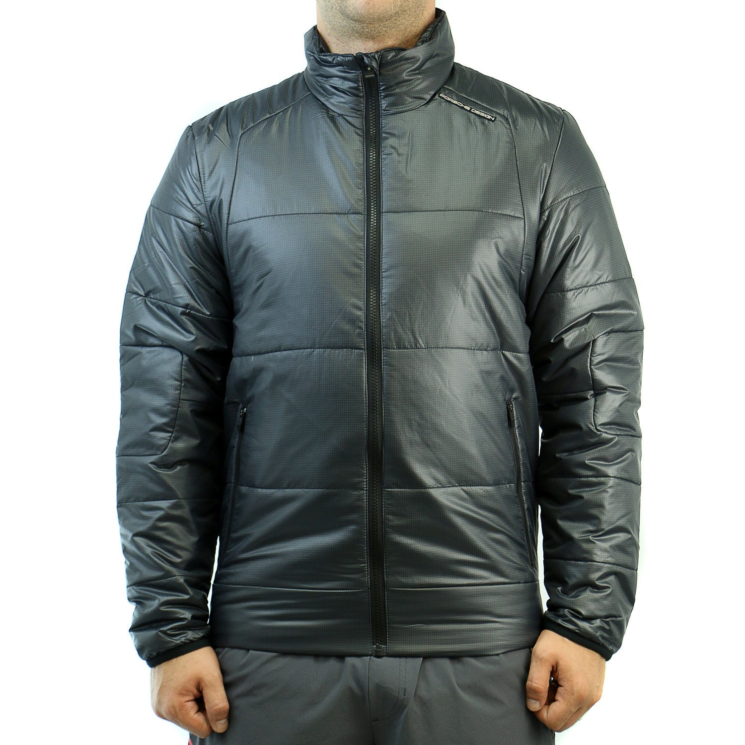 b241b193e Adidas Porsche Design M Isolation Insulated Sport Jacket - Black - Mens