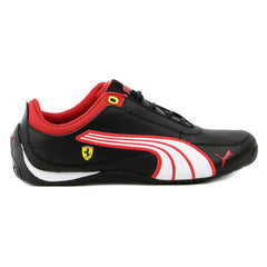 Puma DRIFT CAT 4 L SF Fashion sneaker - Rosso Corsa/White/Black - Boys