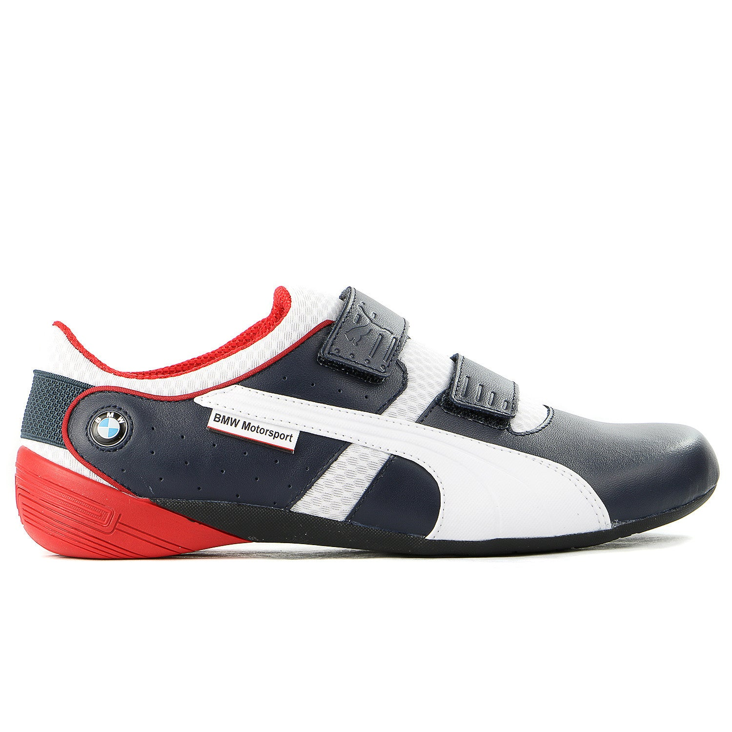 Puma Bmw Motorsport Nyter 2 Fashion Sneaker Shoe White