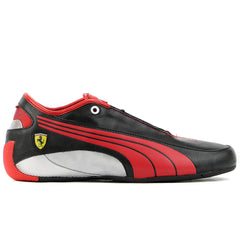 Puma Alekto Low SF NM Fashion Sneaker Shoe - Black/Rosso Corsa - Mens