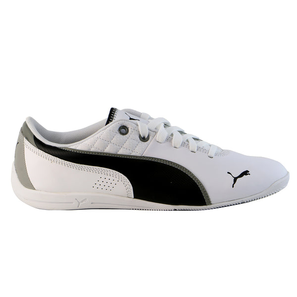 Puma Drift Cat 6 Motorsport Fashion Shoe - Black/Dark Shadow/White - Mens
