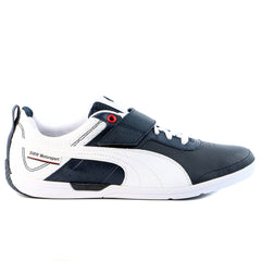 Puma BMW MS MCH Fashion Sneaker Motorsport Shoe - BMW Team Blue/White - Mens