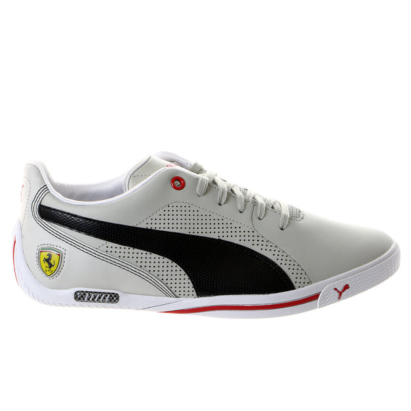 Puma Ferrari Selezione SF Fashion Sneaker Shoe - Gray Violet/Black - Mens