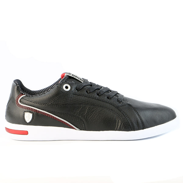 Puma Primo SF-10- Fashion Motorsport Sneaker Shoe - Black/Black - Mens