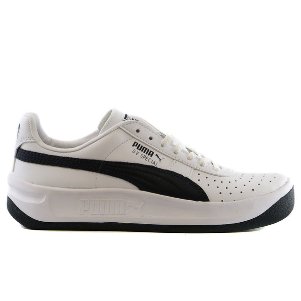 Puma GV Special Jr Shoes - White/New Navy - Boys