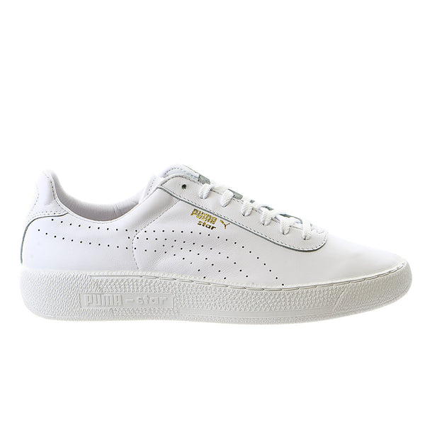 Puma Star Fashion Sneaker Shoe - White/White - Mens