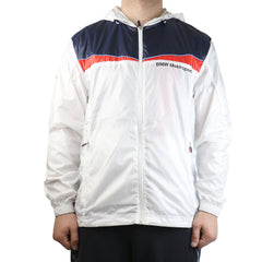 Puma BMW Lightweight Jacket - White - Mens