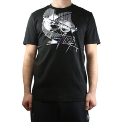 Puma BMW Statement Tee - Black - Mens