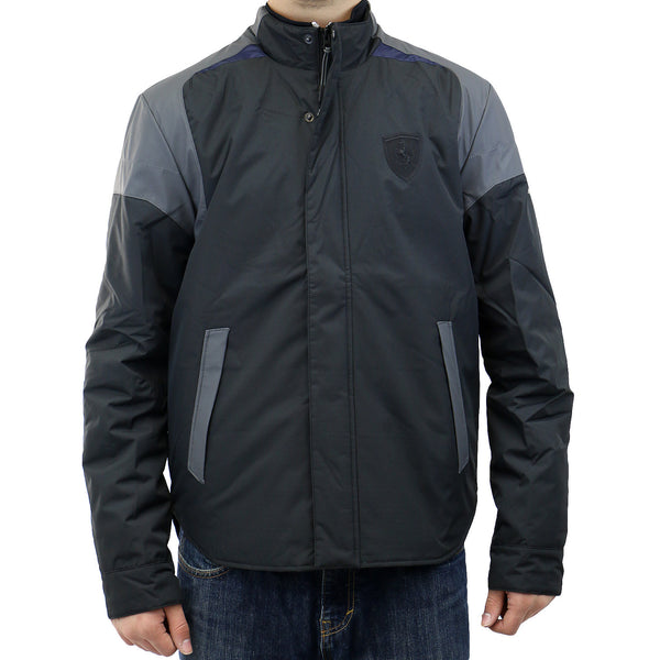 Puma FERRARI PADDED JACKET  - Blue - Mens