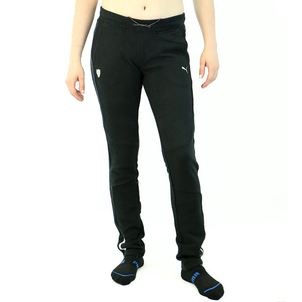 Puma Ferrari Sweat Pants - Black - Womens