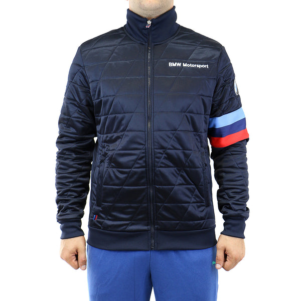 Puma BMW Motorsport Softshell Jacket - BMW Team Blue - Mens