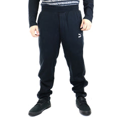 Puma Fashion Sweat Pants  - Black - Mens