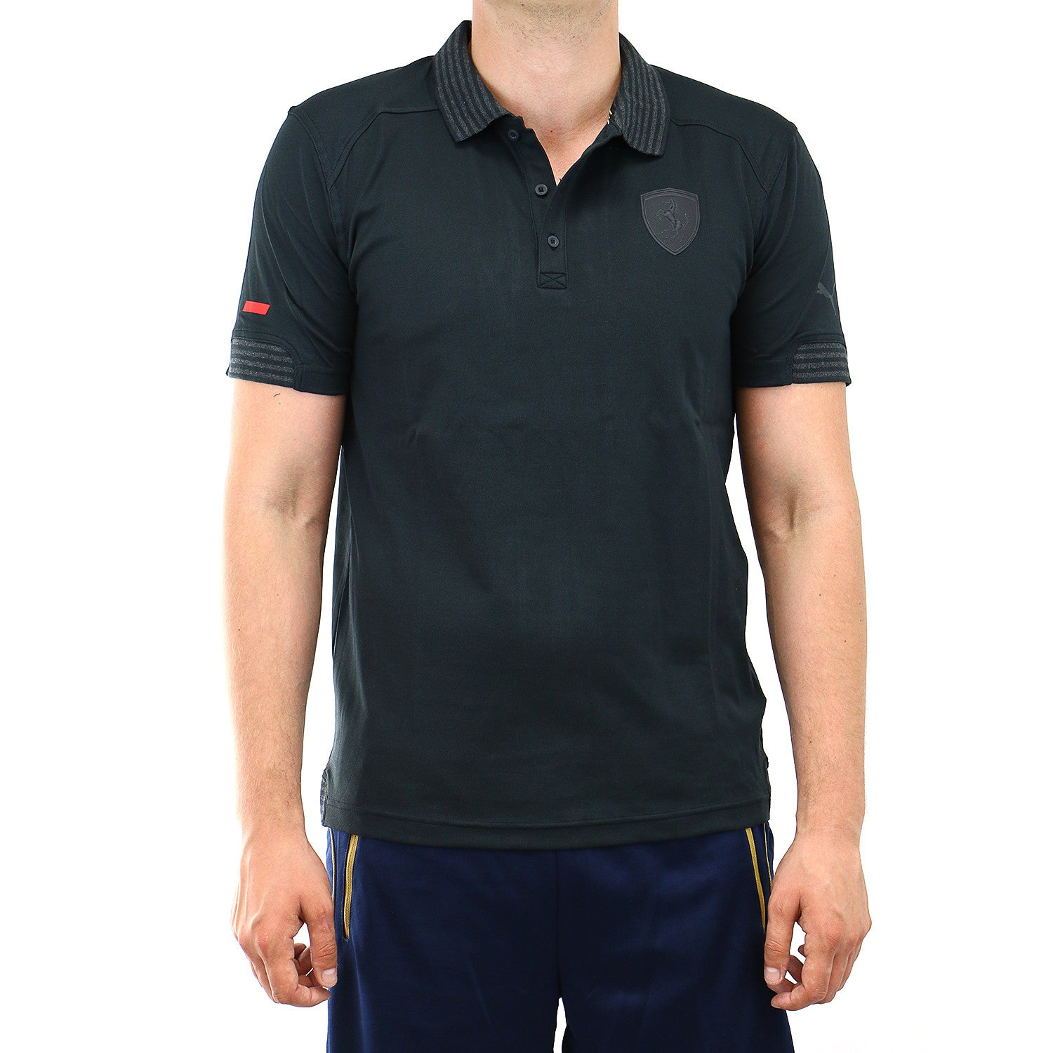 mens ebay new auto puma ferrari men s pna itm polo shirt