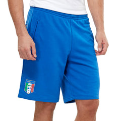 Puma FIGC Italia Bermudas Shorts - Team Power Blue - Mens