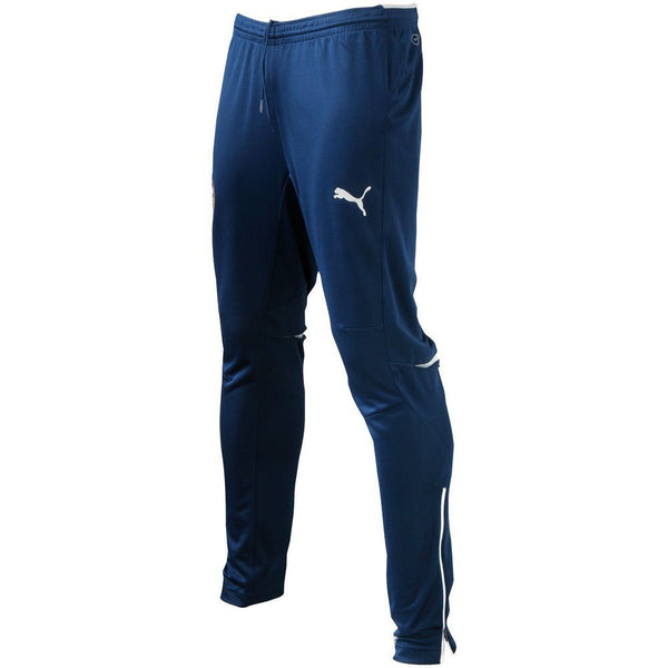 Puma AFC Arsenal Traning Pants - Estate Blue/White - Mens