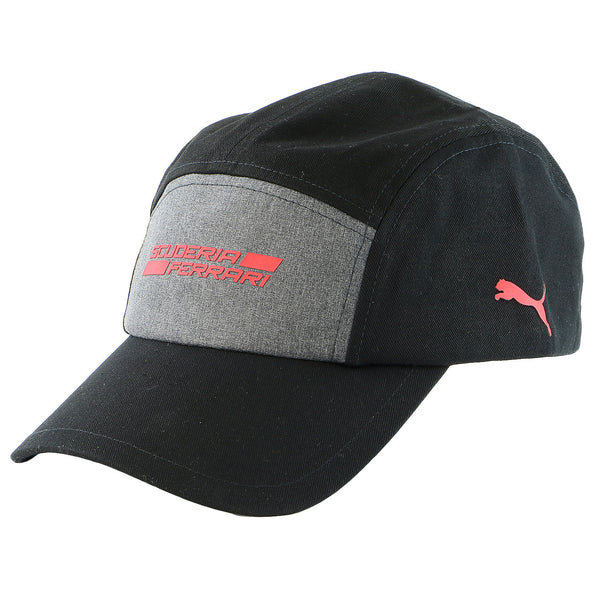 Puma  Ferrari SF '15 Adjustable Hat - Black - Mens