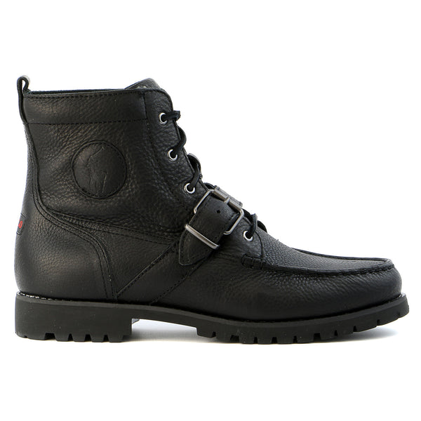 Ralph Lauren Redmond Casual boot - Black - Mens