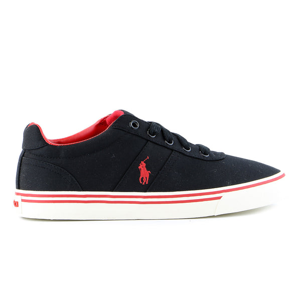 Ralph Lauren Hanford casual shoe - Black/Red - Mens