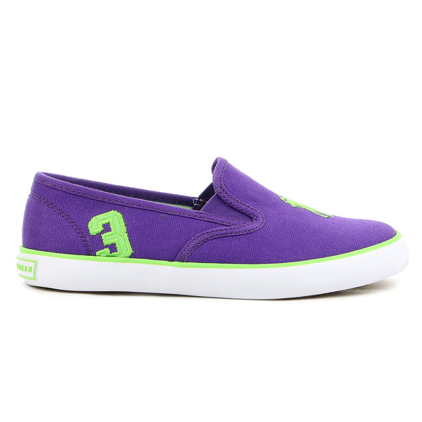 Ralph Lauren Serena Fashion Shoe - Purple/Green - Boys