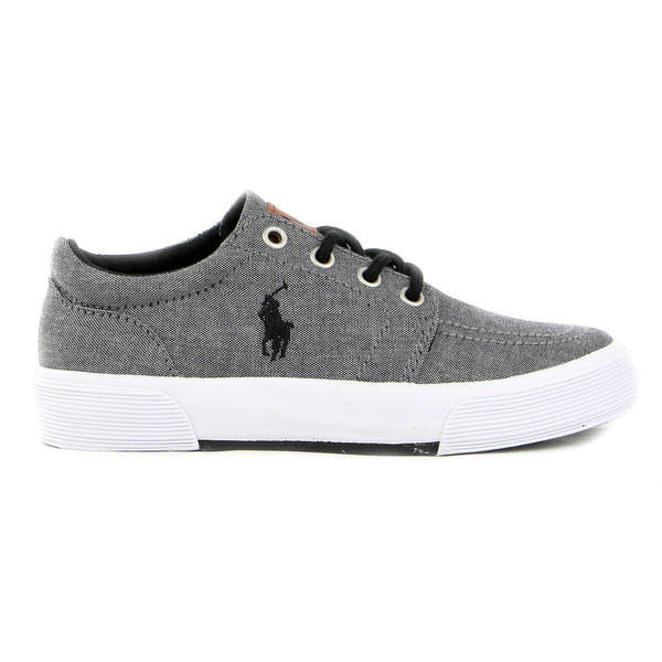 Ralph Lauren Faxon II Fashion Sneaker - Blue - Mens