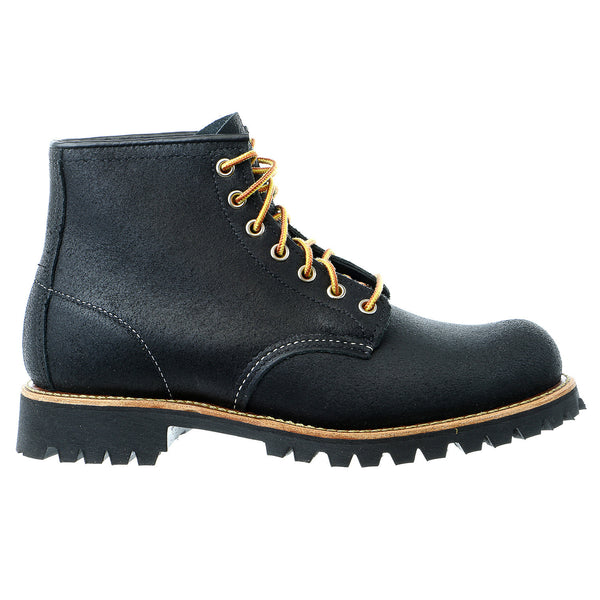 "Red Wing Heritage 2948 6"" Roughneck 8 Eye Casual Boot Shoe - Mens"