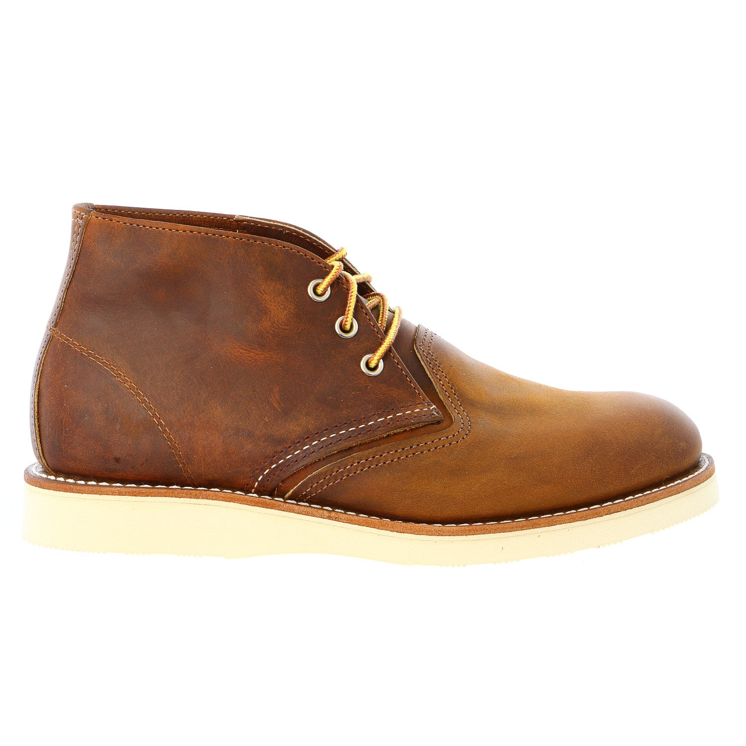 755871db1 Red Wing Heritage Men's Classic Work Leather Chukka Boot - Mens ...