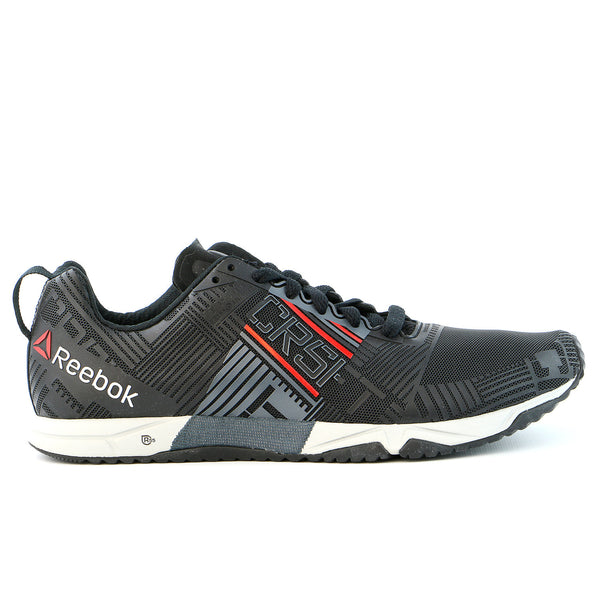 Reebok  CrossFit Sprint 2.0 - Black / Excellent Red / Graphite / Steel - Mens