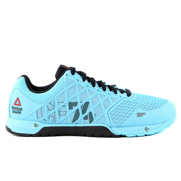 Reebok  CrossFit Nano 4.0 - Neon Blue / Black - Mens