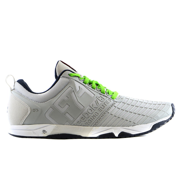Reebok CrossFit Sprint TR Training Sneaker Shoe - Steel/Green/Navy - Womens