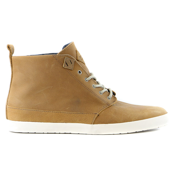 Reef Walled Fashion Sneaker Shoe - Brown - Mens