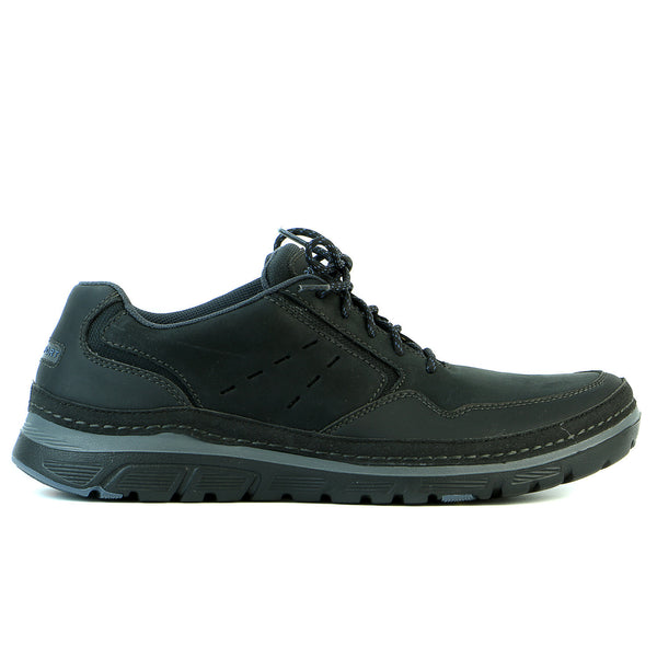 Rockport Activflex Rocsports Lt Spt Mgd  Walking Shoes - Black - Mens