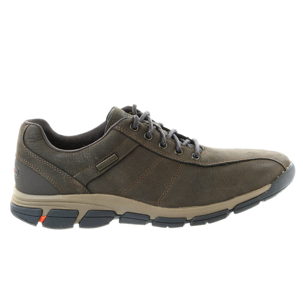 Rockport Rocsports Lite ES WP Fashion Sneaker Shoe - Dark Brown - Mens