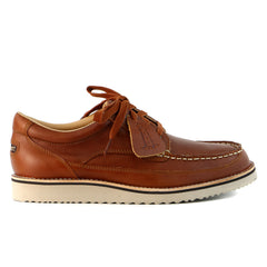 Rockport Eastern Empire Shoes - Ships Biscuit - Mens