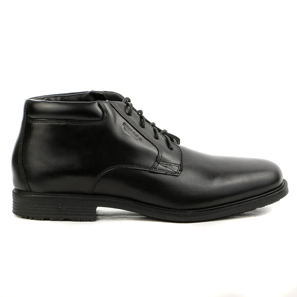 Rockport Essential Details WP Chukka Boot - Black - Mens