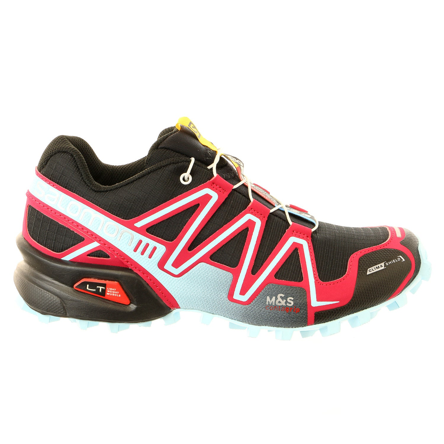 b76e6b8aa80c Salomon Speedcross 3 CS Trail Running Sneaker Shoe - Womens ...