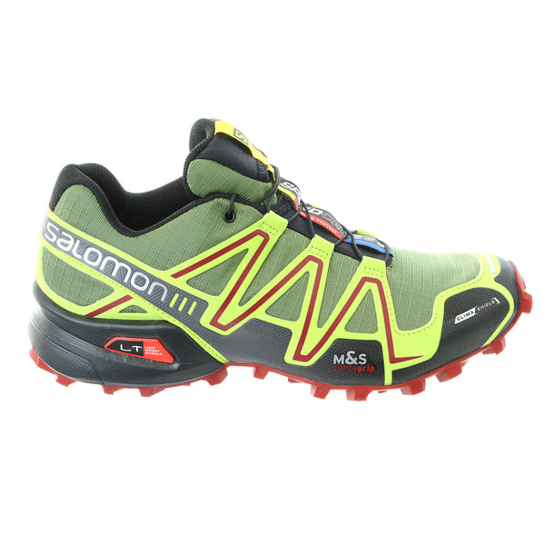 Salomon Speedcross 3 CS Trail Running Sneaker Shoe - Mens