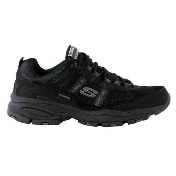 Skechers Vigor 2.0 Training Sneaker Shoe - Black - Mens