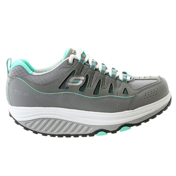 A Runner Shapes Up A Tired Staircase: Skechers Shape Ups 2.0 Comfort Stride Walking Sneaker Shoe