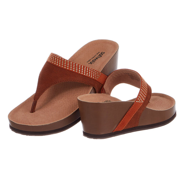 Softwalk Heights Wedge Sandal - Women's