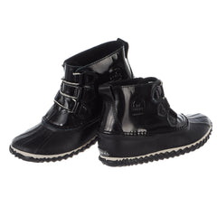 Sorel Out 'n About Leather Booties - Women's