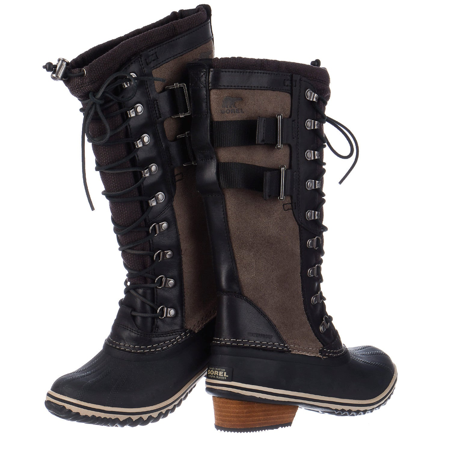 Sorel Conquest Carly Ii Duck Boot Women S Shoplifestyle