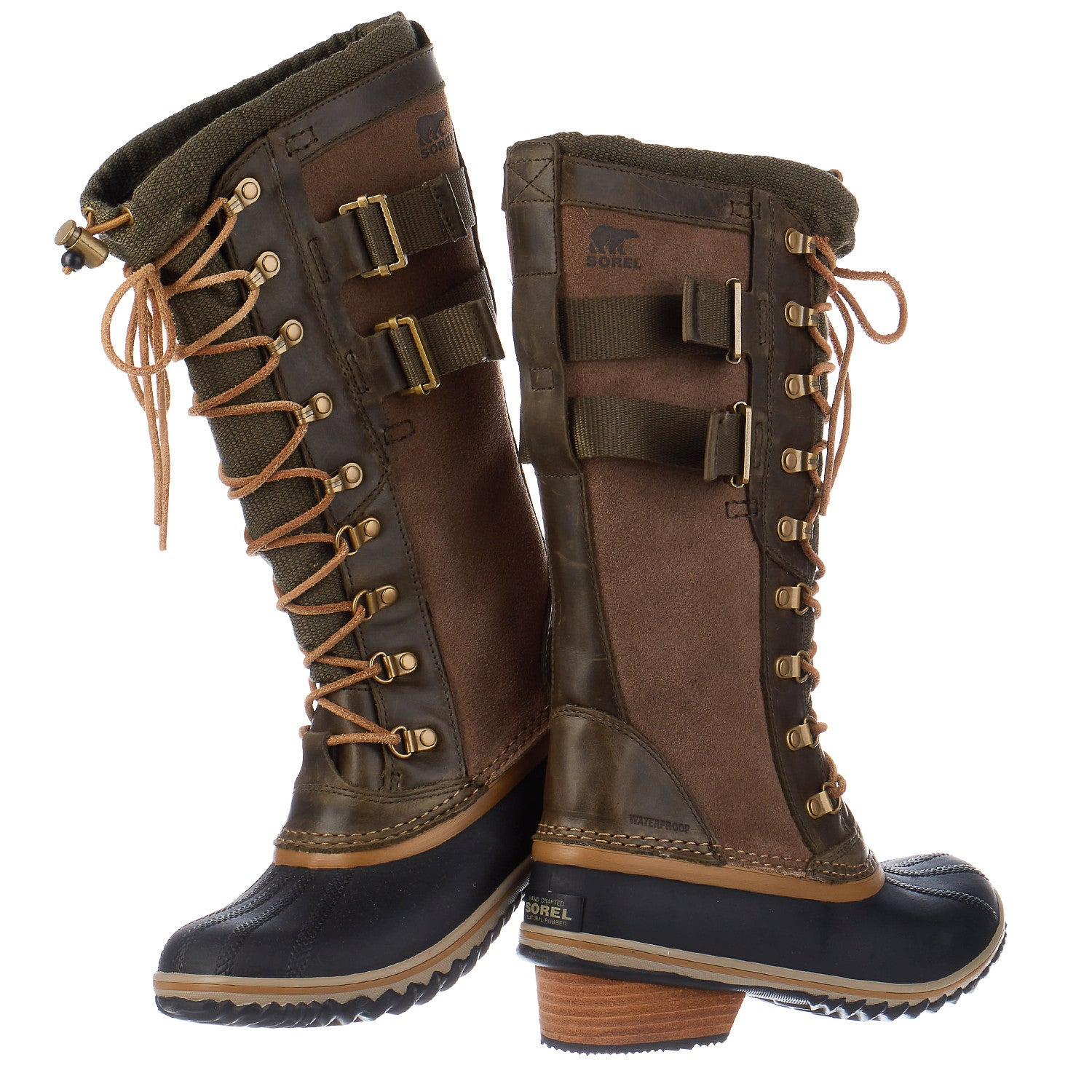 Sorel Conquest Carly II Duck Boot
