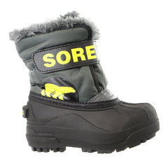 Sorel Kid's Snow Commander Winter Boot - Youth / Infant